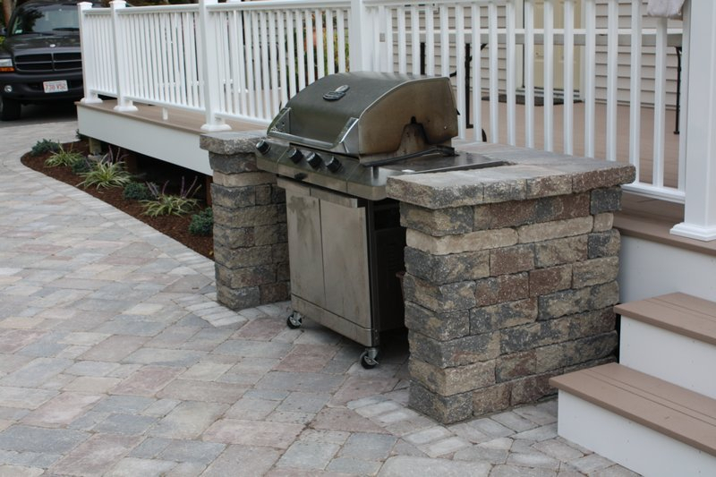 Outdoor Living Patios Firepits Grill Enclosures