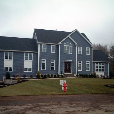 Residential Planting and Sod Installation